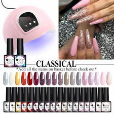 UR SUGAR 20 Colors UV Gel Nail Polish Set Soak Off or UV LED Nail Lamp Dryer