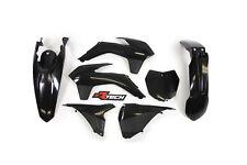 Fits KTM 350SXF 2013 2014 2015 Black Plastic Kit