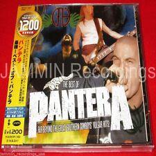 PANTERA - The Best Of Pantera - Japan CD - WPCR-15341