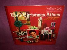 """ ELVIS PRESLEY, ELVIS CHRISTMAS ALBUM, (LOC-1035) GATE FOLD W/PICTURES, ORIG!!"""