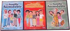 3 DVD UNE FAMILIA FORMIDABLE DUPEREY LE COQ TEMPORADA 1