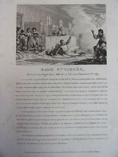 MARIE FRANCOIS VERGEZ Médecin des Pages né à Paris en 1779