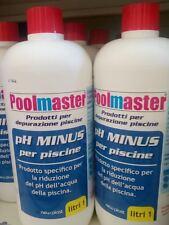 PH MINUS per piscine 1lt, Poolmaster, ideale per la regolazione del PH