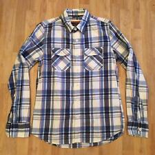 Superdry Cotton Check Regular Casual Shirts & Tops for Men