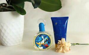 """Collectors Donald Duck Gift Box """"AW PHOOEY!"""" Disney Eau de Toilette 50ml Shower"""