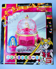 Sailor Moon Super Crystal Mirage Music Box Orgel 1994 MINT Orb RPG toy compact