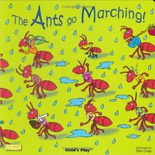 The Ants Go Marching (Classic Books With Holes) by Dan Crisp