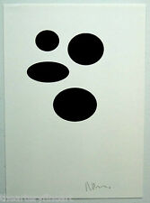 "RICHARD PRINCE 'Untitled' 2001 SIGNED Limited Edition Silkscreen Print 10"" x 7"""