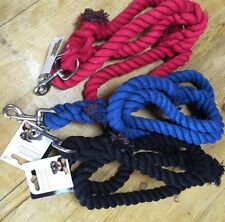 Rope lead Large Dog Giant Strong Heavy Duty 1.2m Long Strong