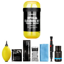 VSGO DSLR Camera Lens Cleaning Kits 6-in-1 DKL15 Yellow