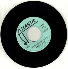 BLACK DIAMOND  (Just Another Booty Song)  Atlantic 3428 = PROMOTIONAL record