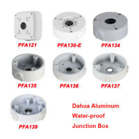 Dahua PFA121 PFA130-E PFA134 PFA136 Water-proof Aluminum Junction Box Wall Mount