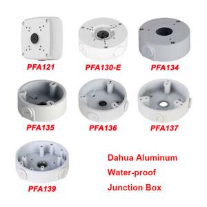 Dahua PFA121 PFA130-E PFA134 PFA136 Water-proof Aluminum Junction Box Wall Mount