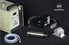 Mechatron HF spindle MOTORE di fresatura CNC SET COMPLETO 2,2kw