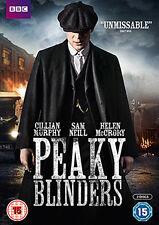 PEAKY BLINDERS - DVD - REGION 2 UK