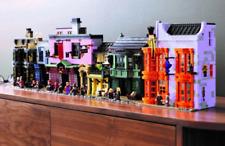Compatible with Harry Potter Diagon Alley 5544pcs Building Block