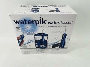 Waterpik Water Floser Ultra Cordless Plus WP-100 Blue
