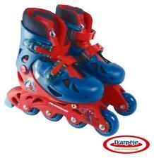 Spider Man Children's Kids Inline Skates Roller Blades Adjustable UK Size 11.5