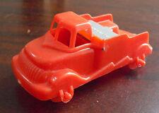 Vintage 1950s Gilmark Hard Plastic Red Work Truck