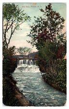 Early 1900s Mill Dam, Poland, NY Postcard *5N(2)23
