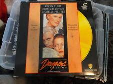 'Dangerous Liaisons' 1990 Dutch Edition Laser Disc -PAL-