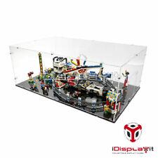 Acryl Vitrine für Lego 10244 Jahrmarkt-Fahrgeschäft - NEU
