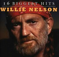 Willie Nelson - 16 Biggest Hits [New CD]