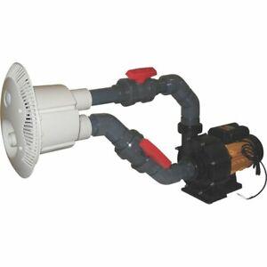 Einbau- Gegenstromanlage ELEGANZ Hochleistungsanlage Gegenschwimmanlage 55 m³/h