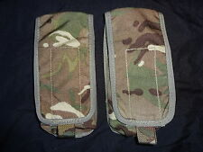 2X British Army Osprey MK4 SA80 1 / SINGLE Magazine Pouch - MTP - USED SUPER GR1