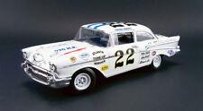 ACME 1957 Chevrolet Bel Air #22  Winner Darlington Southern 500 1958 1/18