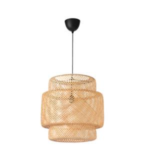 SINNERLIG Pendant lamp, bamboo/handmade *BRAND NEW* FREE SHIPPING