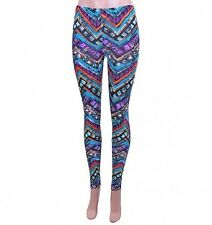 Multi Colored Leggings S/M