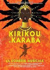 "DVD ""Kirikou & Karaba La comédie musicale""      NEUF SOUS BLISTER"