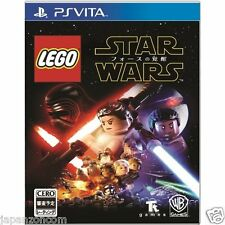LEGO Star Wars: The Force Awakens PS Vita SONY JAPANESE NEW JAPANZON