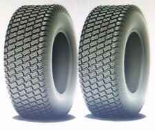 2 13x5.00-6 TURF LAWN MOWER TIRES HEAVY DUTY TWO NEW TIRES