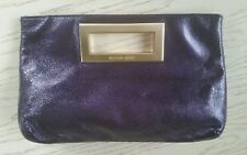 Michael Kors Berkley Patent Leather Clutch bag