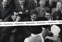 Hinterzarten - Begrüßung Georg Thoma - Olympiasieger - um 1960 -    L 14-20