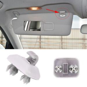 Seat Exeo Black Sun Visor Clip Hook Bracket Fit For Audi A1 A3 A4 A5 Q3 Q5 TT UK
