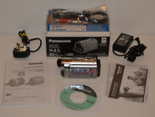 Boxed Panasonic SDR-S45 Camcorder Digital Video Camera S45 Silver Youtube