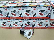 Lot of 20, Aurora M10, IP65, Bath/ Shower Room 10w LED Ceiling Down Light.White