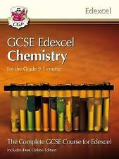 New Grade 9-1 GCSE Chemistry for Edexcel: Student Book with Online Edition by CGP Books (Paperback, 2017)