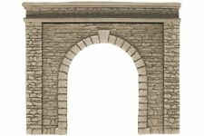 NOCH 58061 HO 1/87 Entrée de tunnel, 1 voie, 15 x 12,5 cm