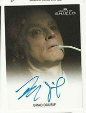 Brad Dourif as Thomas Nash Agents of Shield autograph card