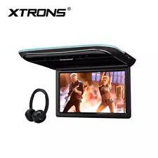"11.6"" Car Overhead Roof Mounted Monitor 170° Flip Down HDMI/USB Digital Screen"