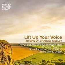 LIFT UP YOUR VOICE: HYMNS OF CHARLES WESLEY USED - VERY GOOD CD