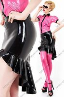 520 Latex Rubber Gummi Outfits Shirt Skirts dress top stocking customized 0.4mm