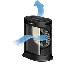 Honewell True HEPA 310 sq. ft. Allergen Remover Air Purifier