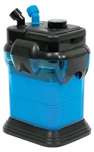 Penn Plax Cascade 500 Canister Aquarium Filter for Aquarium up to 30 Gallons