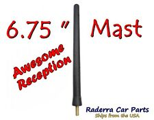 """FITS: 2011-2014 Acura TSX Wagon - 6 3/4"""" SHORT Custom Rubber Antenna Mast"""