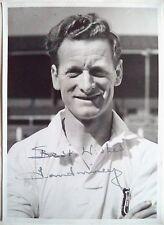 Tom Finney – Preston North End-autografiado fotografía fútbol & Inglaterra